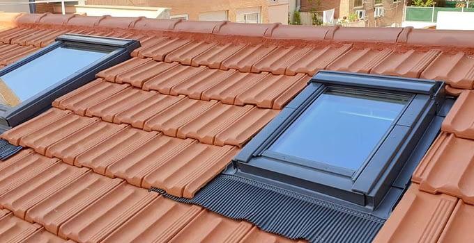 Mantenimiento de cubiertas y tejados en Madrid