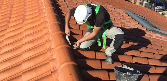 Empresa de reparación de tejados